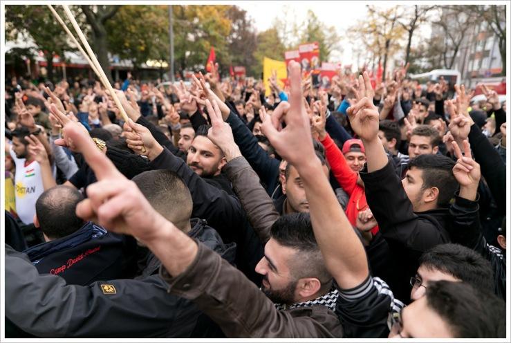 Via Flickr - Berlin Against ISIS